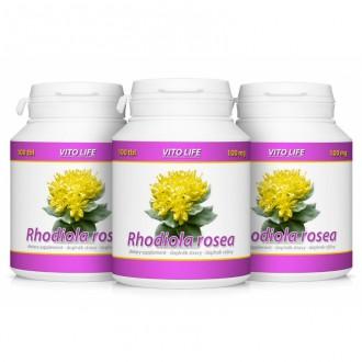 AKČNÍ BALÍČKY 2+1 - 2+1 Rhodiola Rosea