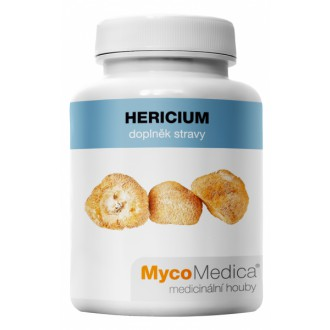 KOMPLETNÍ SORTIMENT - MycoMedica Hericium 90 cps.
