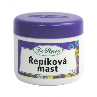BYLINNÉ MASTI - Dr. Popov Řepíková mast, 50 ml