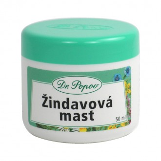 BYLINNÉ MASTI - Dr. Popov Žindavová mast, 50 ml