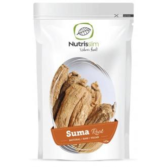 KOMPLETNÍ SORTIMENT - Nutrisslim Suma (Brazilský ženšen) Root Powder 125g