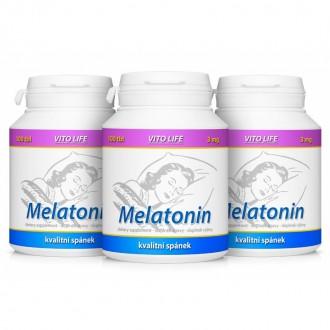 AKČNÍ BALÍČKY 2+1 - 2+1 Melatonin