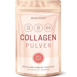 KOMPLETNÍ SORTIMENT - Woldohealth Kolagen hydrolyzátu s aminokyselinami 1kg