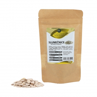 KOMPLETNÍ SORTIMENT - Golden Nature Slunečnicové semínko 100g