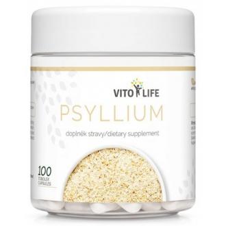 KOMPLETNÍ SORTIMENT - VITO LIFE - Psyllium 100 cps
