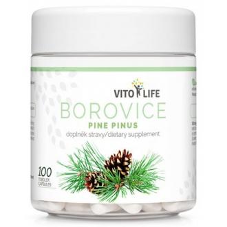 DOPLŇKY STRAVY NA: - VITO LIFE - Borovice - Pinus 100 cps