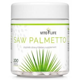 KOMPLETNÍ SORTIMENT - VITO LIFE - Saw palmetto 100 cps