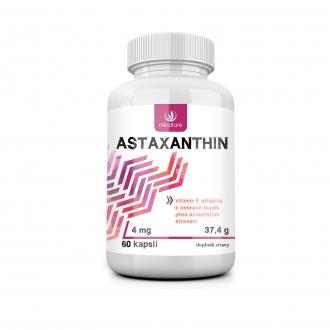 KOMPLETNÍ SORTIMENT - Allnature Astaxanthin 60 cps.