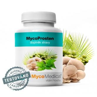 KOMPLETNÍ SORTIMENT - MycoMedica MycoProsten 90 cps.