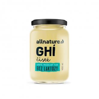 KOMPLETNÍ SORTIMENT - Allnature Ghí 450 ml