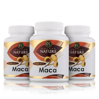 AKČNÍ BALÍČKY 2+1 - 2+1 Golden Nature Maca 300 cps.