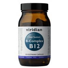 Viridian B-Complex B12 High Twelwe 90kapslí