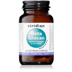 Viridian Beta Glucan 30 kapslí