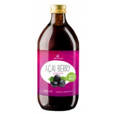 Allnature Acai Berry Pyré 500ml