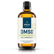 WoldoHealth DMSO dimethylsulfoxid 99,9%