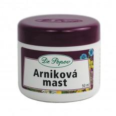 Dr. Popov Arniková mast, 50 ml