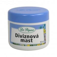Dr. Popov Diviznová mast, 50 ml