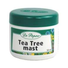 Dr. Popov Tea Tree mast, 50 ml