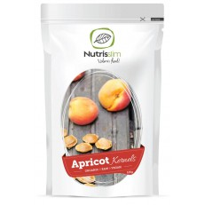 Nutrisslim Bio Meruňková jádra (Apricot Kernels) 125g
