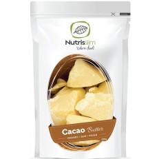 Nutrisslim Bio Kakaové máslo 250g
