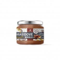 Allnature Arašídové máslo s mléčnou čokoládou 220 g