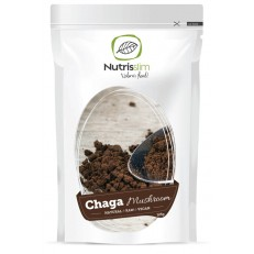 Nutrisslim Chaga Mushroom 125g