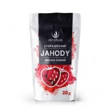 Allnature Jahoda sušená mrazem 20 g