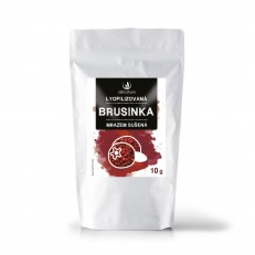 Allnature Brusinky sušené mrazem 10 g
