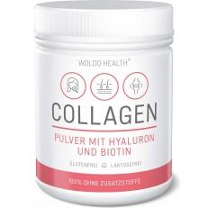 Woldohealth Kolagen s kyselinou hyaluronovou a biotinem 500g