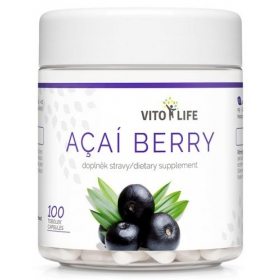 VITO LIFE - Acai berry 100 cps.