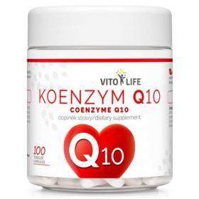 VITO LIFE - Koenzym Q10, 100 cps.