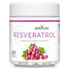 VITO LIFE - Resveratrol 100 cps