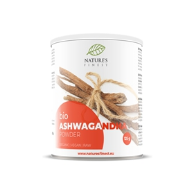 Nutrisslim Bio Ašvaganda Powder 125g