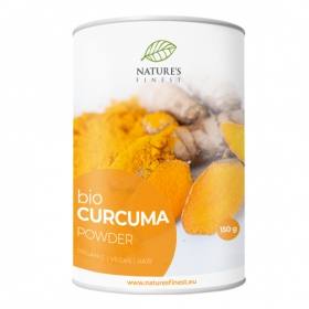 Nutrisslim Bio Kurkuma Powder 150g