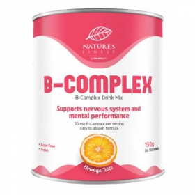 Nutrisslim  B-Complex 150g pomeranč