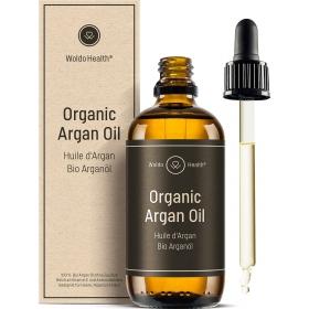 Woldohealth BIO Arganový olej z Maroka 100 ml