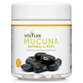 VITO LIFE - Mucuna pruriens 100 cps