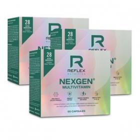 Nexgen 60 kapslí NEW 2 + 1 ZDARMA