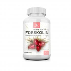 Allnature Forskolin Premium forte 400 mg 60 cps.