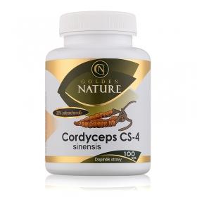 Golden Nature Cordyceps CS-4 100 cps.