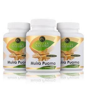 2+1 Golden Nature Muira Puama 300 cps.