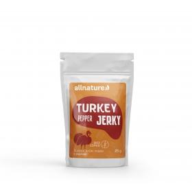 Allnature TURKEY PEPPER Jerky 25 g