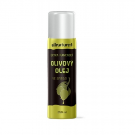 Allnature Olivový olej ve spreji 250 ml